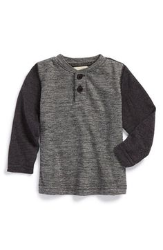 Free shipping and returns on Peek 'Bighorn' Henley (Baby Boys) at Nordstrom.com. A lightweight cotton-blend henley makes for a soft, comfy playtime staple.