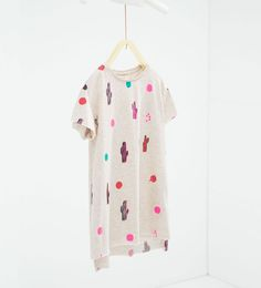 Image 3 of Cactus T-shirt from Zara
