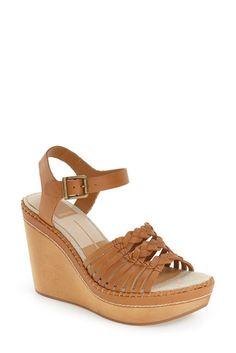 fa3be0bbc8e1 Dolce Vita Ria Platform Wedge Sandal Nordstrom Braided Sandals