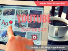 Participa de nuestros talleres de Youtube para empresa. Aprende a crear un canal optimizado, trucos y nuevos cambios en esta plataforma. Escríbenos: 65digital@zoho.com #65Digital #Youtube #tallerderedessociales #Chile #socialmedia