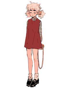 Art by Denise* • Blog/Website | (http://pfeffersteak.tumblr.com) ★…