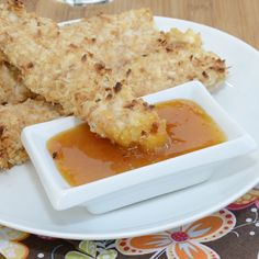 Sweet Pea's Kitchen » Baked Coconut Chicken Fingers