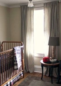 Extra Easy DIY Curtains - The Creek Line House