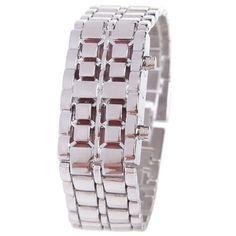 新品 卸売 大人気 おしゃれ 時計 ウォッチ レディース女性メンズLED腕時計 腕時計仕入れ、問屋、メーカー・生産工場・卸売会社一覧