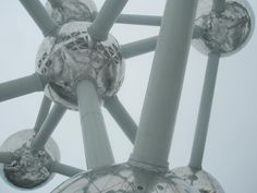 Driftwood and Daydreams, The Atomium in Brussels, Belgium