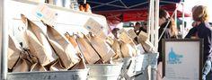Blue Bottle Coffee Farmers Market