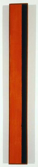 Barnett Newman, 'Untitled (Number 2),' 1950, The Menil Collection