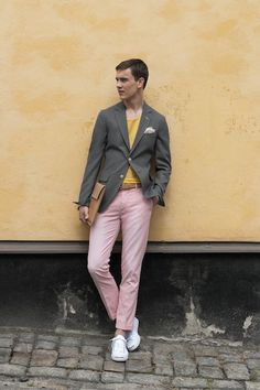 Gant Spring-Summer 2013 Men: Very Addictive Lookbook