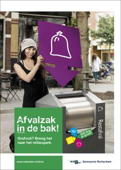 Advertisement - Divide garbage
