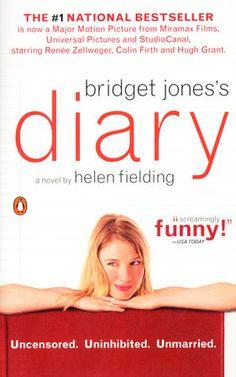 Bridget Jones's Diary Book Cover Picture