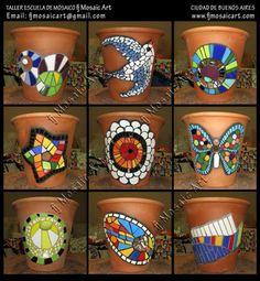 MOSAICO CREATIVO de fj Mosaic Art: Seminarios de Mosaico sobre malla: