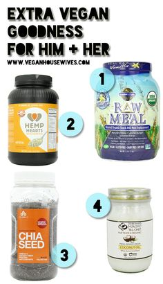 Healthy Vegan Living | Vitamins   Supplements for the Whole Family