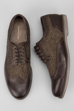 for the truly dapper gentleman  /  Hawkings McGill Westport Derby Shoe