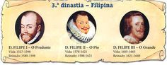 "REIS DA 3ª DINASTIA  "" FILIPINA""   - PORTUGAL Filipino, Portugal, History, Movie Posters, Movies, Crown Royal, Reign Bash, Brazil, Continents"