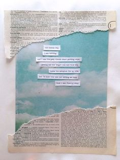 Studio Calico - Studio Calico Finally okay. by vanessadocumented Art Journal Challenge, Art Journal Prompts, Journal Quotes, Art Journal Pages, Poetry Journal, Junk Journal, Journals, Bullet Journal Writing, Bullet Journal Ideas Pages