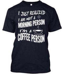 Coffee Person | Teespring