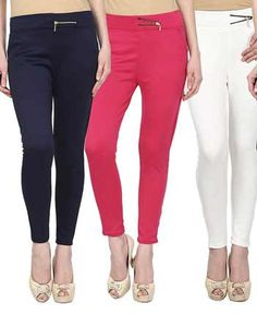 Leggings, Jeggings and Treggings are perfect option for bottom wears for various occasions. Understand your wadrobe better and see…