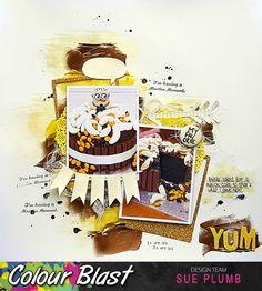 Yum | Colour Blast | Sue Plumb
