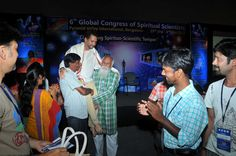 6th Global Congress of Spiritual Scientists - held in Dec 2013 at Pyramid Valley International, Bengaluru A unique Platform created for New Age Spiritual Masters and Spiritual Scientists of the world to share their Wisdom, Perspectives, and Experiences with Spiritual Seekers and Leading-edge Thinkers across the globe.