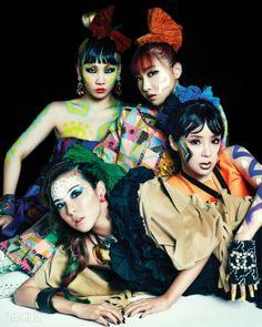 2NE1 - Vogue Magazine May Issue 2014