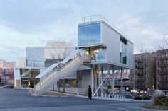 Centro Esportivo Campbell / Steven Holl Architects