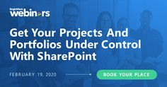 [Webinar Recording] Get Your Projects and Portfolios Under Control With SharePoint Project Management Templates, Project Site, You Got This, Learning, Projects, Blue Prints, Its Ok, Education, Tile Projects
