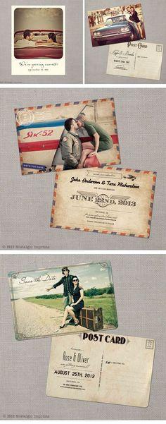 """zu """"Foto Hochzeitseinladungen auf Pinterest  Hochzeitseinladungen ..."""