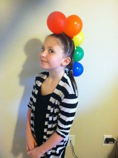 dress crazy day school ideas | Daeli wanted to look like rainbow dash for crazy hair day at school ...