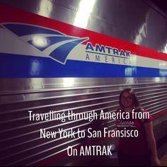 San Fransisco, Train Travel, Wordpress, Coast, Chicago, Adventure, Usa, American, Reading
