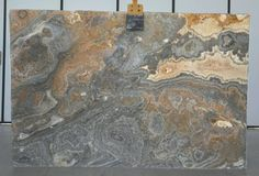 Gold Fantasy Marble Slab from Italy