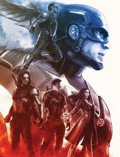 Captain America: Civil War | Movie | Birth.Movies.Death.