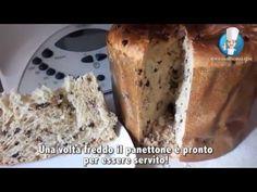 Panettone Bimby ricetta semplice con videoricetta - Ricette Bimby