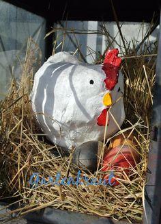 Gartenkraut: Frühlingsdeko im Hause Gartenkraut