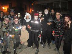 Fiesta Halloween 2012 (Foto Aportada Por Nuestra Miembra De Las Hordas TyNM Maria Nieves Cañas)