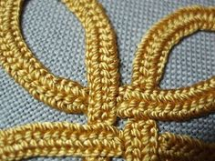 Plaited Braid Stitch Video & Printable Instructions – NeedlenThread.com