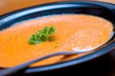 Pastanjauhantaa: Juustoinen tomaattikeitto