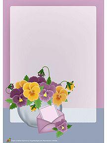 Nature and papillons on pinterest for Bouquet de fleurs 7 lettres