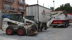 Materiales Alegre S.L. - Alquiler maquinaria Barcelona
