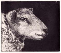 Definitely going to get one of my sheep tattooed on my foot! Sheep Tattoo, Sheep Art, Cool Art, Nice Art, Tattoo Designs, Tattoo Ideas, Tattoo You, Creative Art, Cool Tattoos