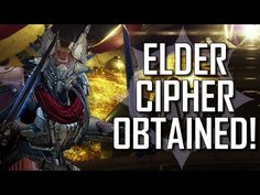 Destiny's House of Wolves Exotic Weapon Quest Chain The Elder Cipher!