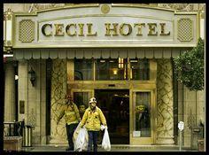 ELESSANDRO ALTERNATIVO: HOTEL CECIL O HOTEL MAIS MAL ASSOMBRADO DO MUNDO