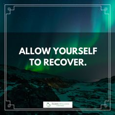 Don't be too hard on yourself. Allow yourself to recover. ;)  #Healing #Wellness #HerbalMedicine #HealthyLife #StayHealthy #Wellbeing