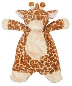 d787e20b923 Baby Ganz Jamie Giraffe Flat-A-Pat Blanket 18