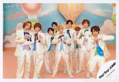 Hey! Say! JUMP - Kimi Attraction Lyrics & Translation - JUMPing STORM