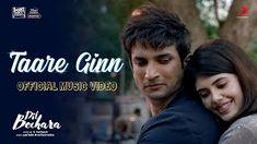 Taare Ginn Lyrics in Hindi - Sushant