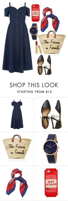 """Untitled #36"" by nandawelly on Polyvore featuring Gap, DKNY and Kate Spade"
