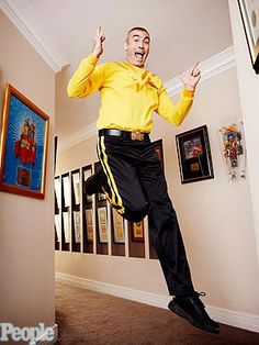 The Wiggles' Greg Page Is Back!