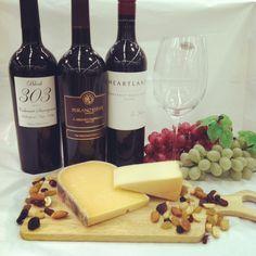 Cabernet Sauvignon & Cheese pairing - Bottle King's Vineyard Market
