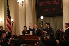 California Today: A Final State of the State From Jerry Brown