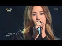 [Kbs world] 불후의명곡 - 황치열, 김연지와 가창력 폭발 무대 ´거짓말´.20151212 g.o.d's Lies